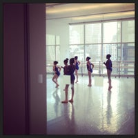 1/20/2013にGiovanni F.がThe Ailey Studios (Alvin Ailey American Dance Theater)で撮った写真