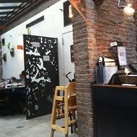Photo taken at Barbarini Mercato by Maylet G. on 10/27/2012