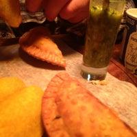 Photo taken at Empanadas Cafe by Maylet G. on 3/8/2013