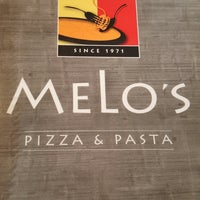 Photo taken at Melo's Pizza and Pasta by Shawn C. on 8/25/2017