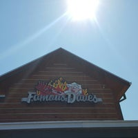 Photo taken at Famous Dave's Bar-B-Que by Shawn C. on 8/21/2017