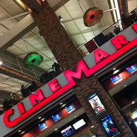 Photo taken at Cinemark by Isaac M. on 2/17/2013