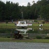 Photo taken at Shady Wagon Farm by Jasmine T. on 10/6/2012
