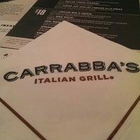 Photo taken at Carrabba's Italian Grill by Jasmine T. on 5/20/2014