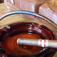 Photo taken at La Casa Del Tabaco Cigar Lounge by Chef D. on 6/14/2014