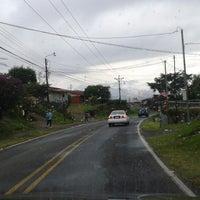 Photo taken at San Juan De Naranjo by Ana M. on 11/16/2014