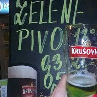 Photo taken at Cafe Bar Epizoda by Alena T. on 4/17/2014