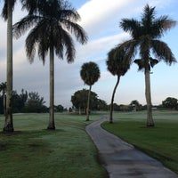 Photo taken at Country Club of Miami by George G. on 1/27/2013