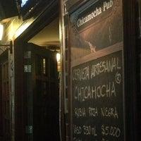 Photo taken at Chicamocha Pub by Adrian Cristian B. on 4/7/2013