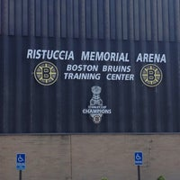 Photo taken at Ristuccia Arena by Sean B. on 9/17/2013