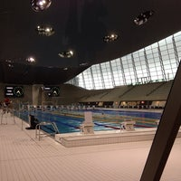 Photo taken at Better London Aquatics Centre by Gloverboy on 4/11/2014