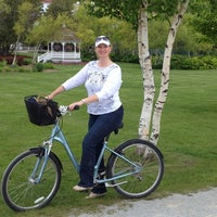 Photo taken at Mackinac Island Bike Shop by Sandy S. on 6/24/2014