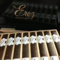 Photo taken at Erez Cigars Factory by Yaniv E. on 6/22/2013