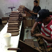 Photo taken at Erez Cigars Factory by Yaniv E. on 6/19/2013