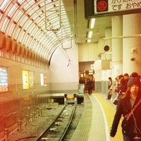 Photo taken at Inokashira Line Shibuya Station (IN01) by kubo n. on 12/1/2012
