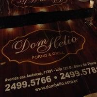 Foto tirada no(a) Dom Hélio por Debora M. em 11/21/2012