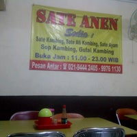 Photo taken at Gang Masjid, Petukangan Utara, Jakarta by hairul r. on 9/14/2012