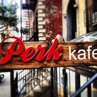 Photo prise au Perk Kafe par Dave B le7/5/2013