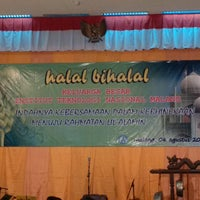 Photo taken at Aula ITN Kampus 1 by Breeze M. on 8/6/2014