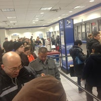 Photo taken at US Post Office - Midtown Station by Nathaniel M. on 2/25/2013