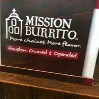 Photo taken at Mission Burrito by Dawn H. on 4/6/2014