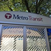 Photo taken at Metro Transit Route 5 by Goran G. on 7/27/2017