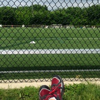 Photo taken at Macclesfield Park by Allen P. on 6/25/2014