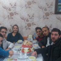 Photo taken at Konya Kebap Salonu by Emrah U. on 11/2/2014
