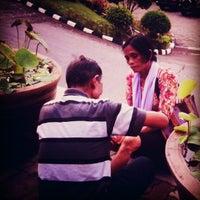 Photo taken at Batu Aji by Dora D. on 5/5/2014