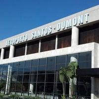 Photo taken at Rio de Janeiro Santos Dumont Airport (SDU) by Marcelo H. on 9/11/2013