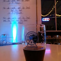 Photo taken at Trimtab Brewing Company by Justin N. on 10/19/2014