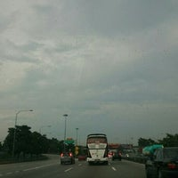 Photo taken at North South Expressway Central Link (ELITE) by Iry Q. on 5/10/2016