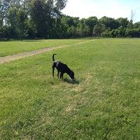 Photo taken at Lyon Oaks Bark Park by Toshi ⚾. on 6/1/2014