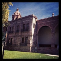 Photo taken at Museo de Guadalupe by Fernando H. on 1/2/2013
