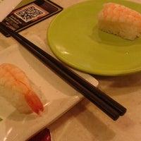Photo taken at Sakae Sushi by Nichelle G. on 4/6/2014