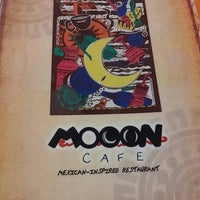 Photo taken at Mooon Cafe by Minette M. on 6/12/2017