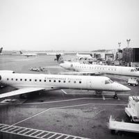 Photo taken at LaGuardia Airport (LGA) by Isaac H. on 10/16/2013