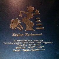Photo taken at Legian Garden Restaurant by Cathrine L. on 8/19/2014
