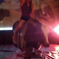 Photo taken at Bulls Restaurant and Bar by Vanderville on 11/4/2012