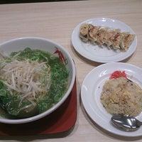 Photo taken at らーめん世界 福井開発店 by Yoshihiro M. on 8/6/2014