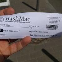 5/25/2017에 Volodymyr M.님이 BashMac - Сервисный Центр Apple에서 찍은 사진