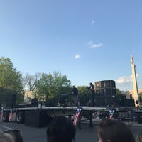 Photo taken at Franklin Square by Olesia O. on 4/15/2017
