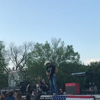 Photo taken at Franklin Square by Olesia O. on 4/16/2017