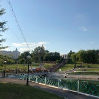 Photo taken at Saransk by heeroo on 6/19/2018