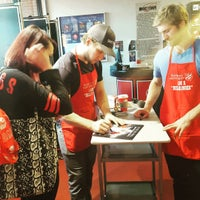 Photo taken at Hockeytown Authentics by Michelle P. on 12/4/2015