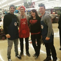 Photo taken at Kroger by Michelle P. on 12/4/2015