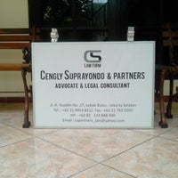Photo taken at CSP Law Firm by Ondo S. on 1/1/2014