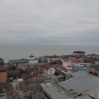 Photo taken at Makhachkala by Камилла Г. on 4/4/2018