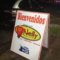 "Photo taken at Taqueria ""Nelly"" by Memo d. on 4/26/2014"