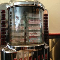 Photo taken at Hamie's Diner by Mar W. on 1/27/2013